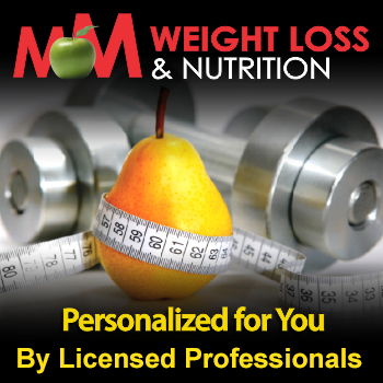 Nutrition Personalized For You.